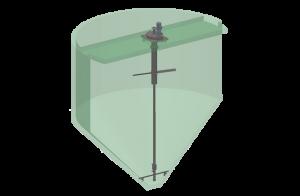 DSP Circular Grit Unit 3D model