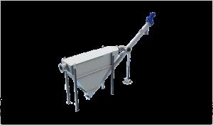 Grit Classifier, the GRITSTEP FGC Fluid Dynamic Unit