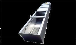 GVB-series Sub-Vertical Mechanical Bar Screens